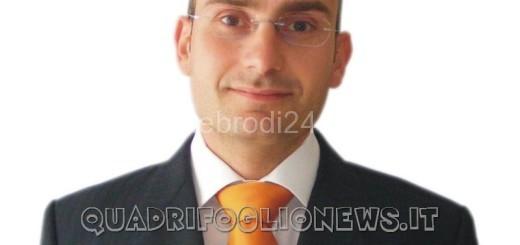 Daniele Letizia, sindaco di Naso