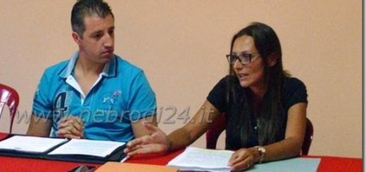 conferenza stampa minoranza brolo 04 08 2014