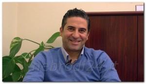 Gaetano Scaffidi, vice sindaco di Brolo