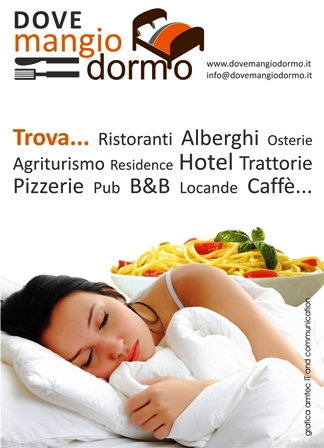 http://www.dovemangiodormo.it