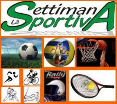 la settimana sportiva