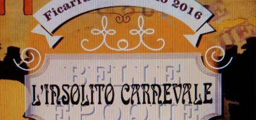"Ficarra, l' ""insolito carnevale"" a tema belle époque"