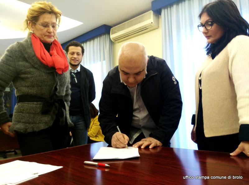 maurizio caruso firma