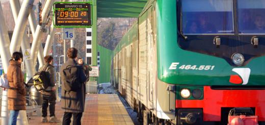 sciopero dei treni ferrovie