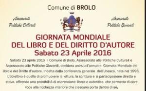 """brolo – il pensiero dei movimenti brolesi sulla """"giornata mondiale del libro e del diritto d'autore"""""""