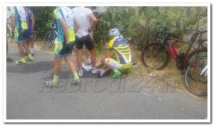 sant'agata incidente bici tris 12 06 16