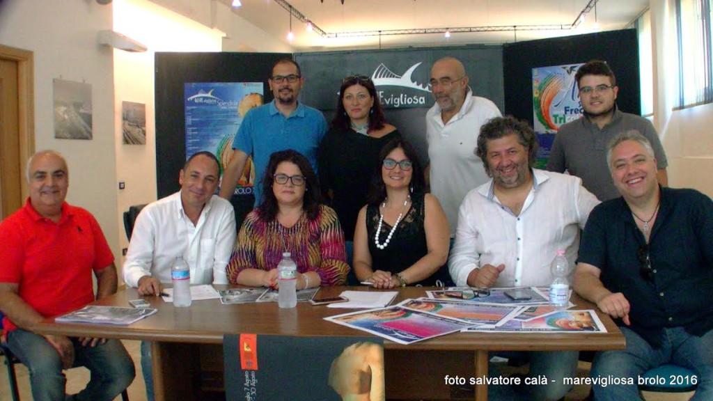 marevigliosa brolo 2016 � dalla conferenza stampa: �valorizzare la sicilianit� attraverso l�arte e la musica�