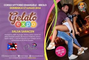 expo gelato 2016 salsa saracen