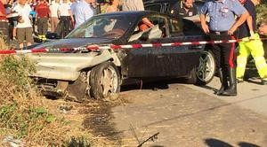 monforte incidente mortale automobilista