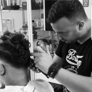 """piraino – castellana:  un consorziato al barber match di roma – nino """"moda capelli"""" maddalena"""