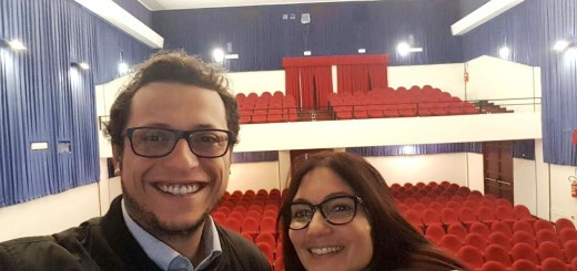 Giuseppe Miraglia e Irene Ricciardello