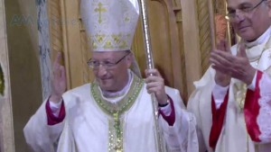 MONS. GUGLIELMO GIOMBANCO eletto vescovo