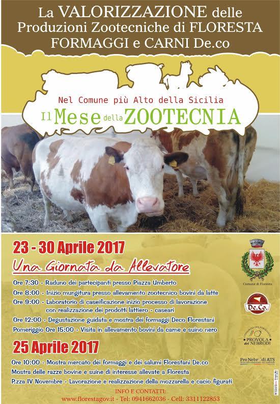 floresta II^ edizione del mese della zootecnia