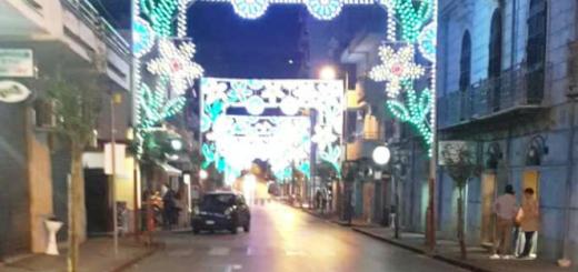 Foto Corso principale Brolo per la festa della Patrona anno 2017. 1 (1)