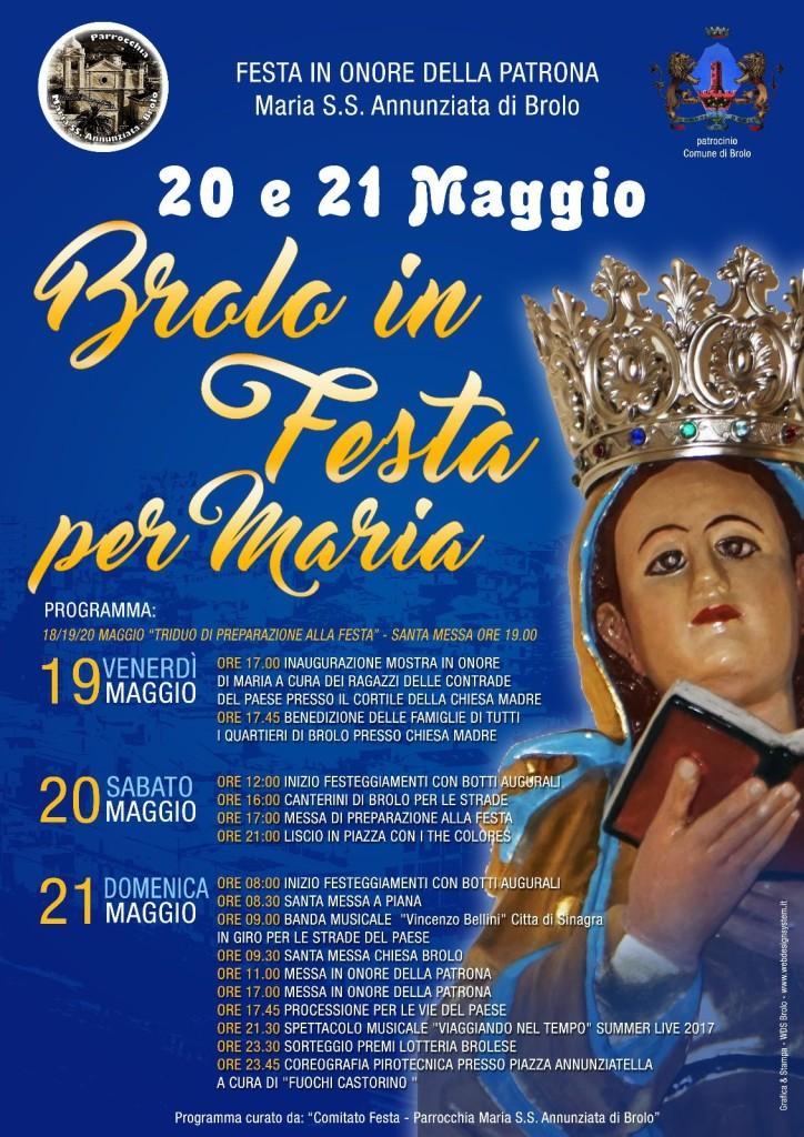 madonna annunziata 2017