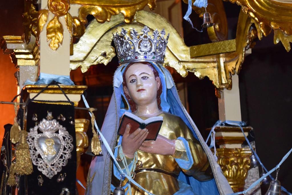brolo – da oggi a domenica la festa della madonna maria s.s annunziata patrona della città