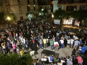 musca piazza festeggiamenti