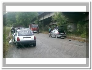 piraino incidente auto scorrevole