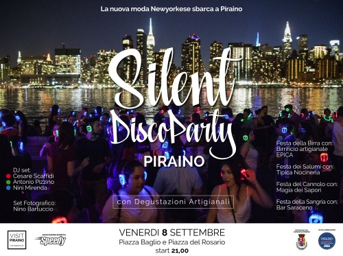 silent party