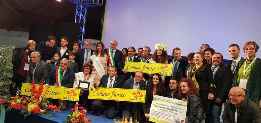 Ucria conquista due fiori nel circuito nazionale Comuni Fioriti