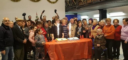 Festa Natale over 65 Brolo 2017