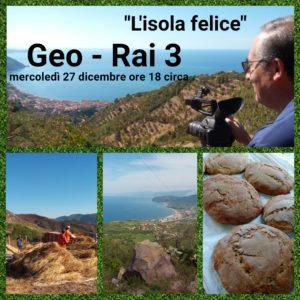 gioiosa marea – il territorio della cittadina nel docufilm 'l'isola felice' in onda su geo (rai 3)