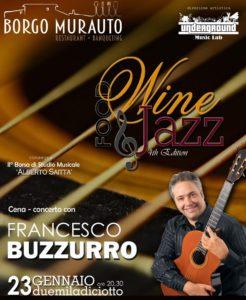 sant'angelo di brolo – 'wine food & jazz' ii° borsa di studio musicale 'alberto saitta'