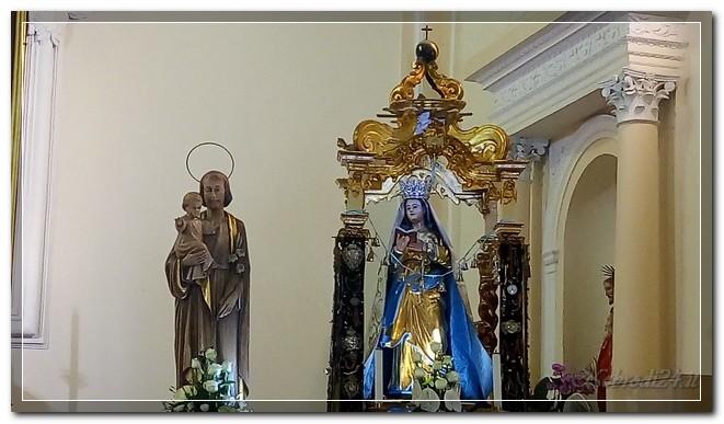 brolo – festa maria s.s annunziata, le messe, la processione e lo spettacolo degli xxl