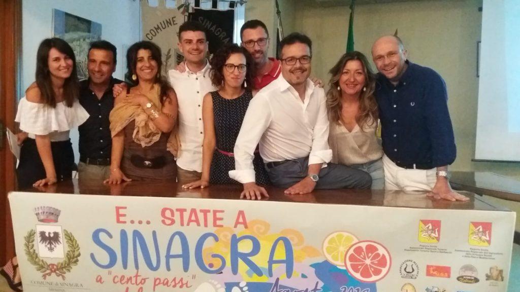 sinagra gruppo amministrazione