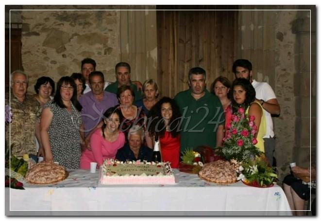 raccuja – nonna calogera ha festeggiato i suoi 103 anni