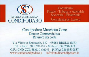 STUDIO CONDIPODARO
