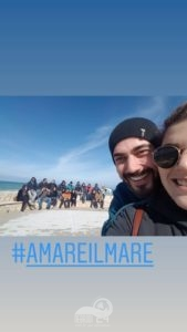 brolo – l'associazione culturale ariafrisca ed il progetto amare il mare
