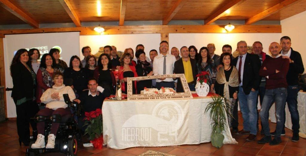 castell'umberto – una festa speciale per i 50enni della classe '68