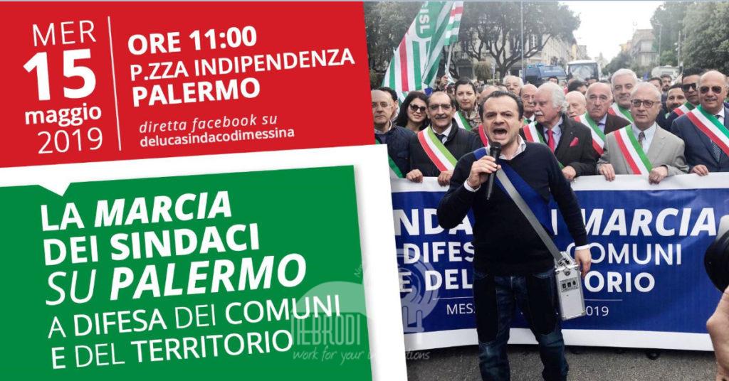 palermo – confermata la manifestazione dei sindaci il 15 maggio, a sostegno degli enti intermedi