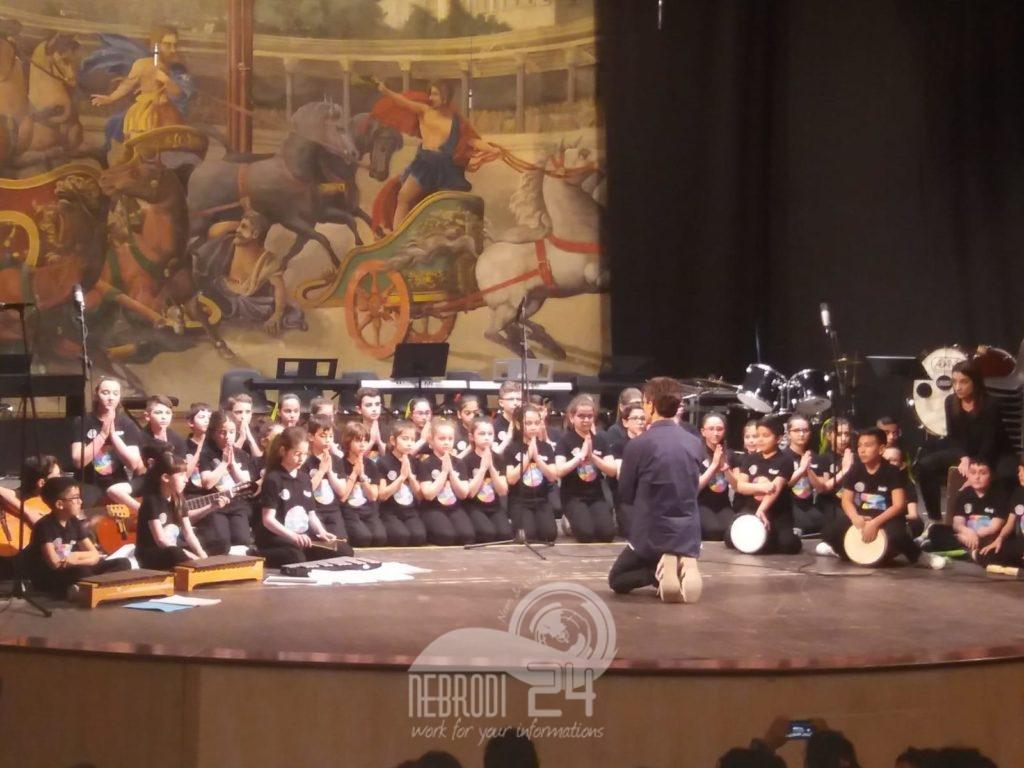 """brolo – comprensivo: il primo premio """"giovani musicisti in orchestra"""" va alla corale con 100/100"""