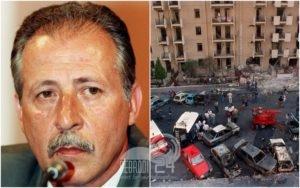 sicilia – borsellino, 27 anni fa la strage di via d'amelio