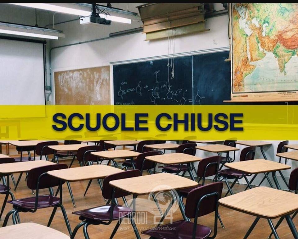 brolo – domani scuole chiuse a causa di condizioni meteo avverse