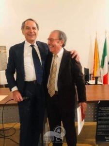 sant'agata militello – conferita la cittadinanza onoraria al prof. sabatino carianni