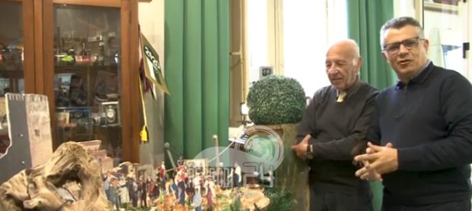 brolo – il presepe artistico dei fotografi pidonti. intervista al maestro tindaro! (video)