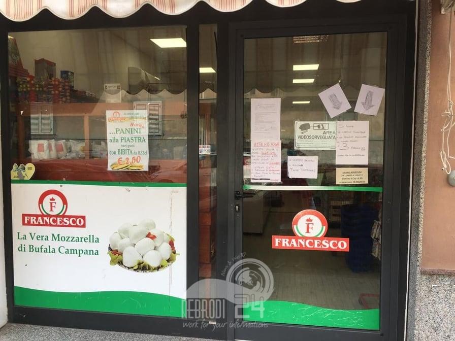 """brolo – secondo intervento di sanificazione alla bottega alimentare """"da francesco"""""""