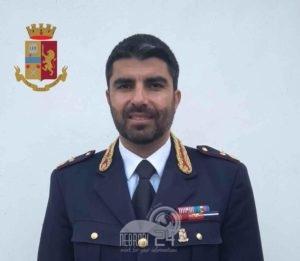 patti – il  vice questore aggiunto salvatore di blasi è il nuovo dirigente del commissariato di p.s.