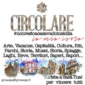 """piraino – il comune aderisce a """"circolare"""", iniziativa no-profit promossa da growapp"""
