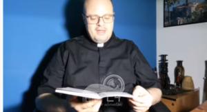 brolo – 5 minuti con dio. lettura spirituale della sera sul canale youtube di padre enzo caruso