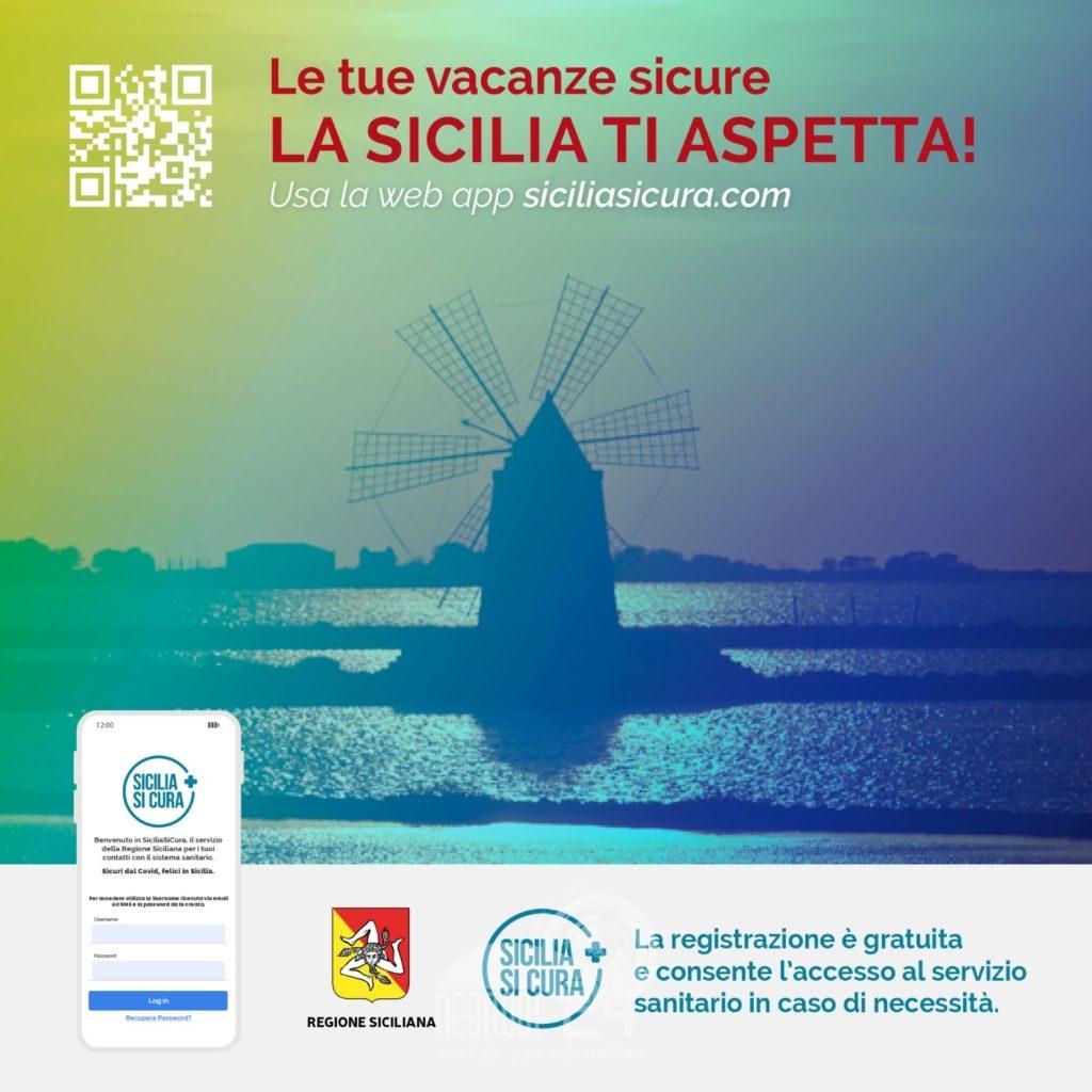 """regione – fase 3: """"sicilia sicura"""", arriva il protocollo sanitario"""