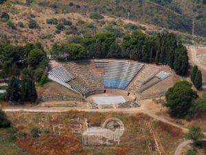 patti – domani la riapertura dell'area archeologica di tindari e la villa romana. presente l'assessore regionale samonà