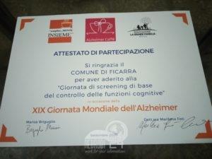 ficarra – giornata mondiale dell'alzheimer. screening di base per un controllo delle funzioni cognitive