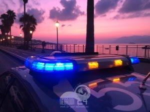 s.agata militello – la polizia di stato arresta ventiduenne. aggredisce poliziotti che lo avevano invitato ad indossare