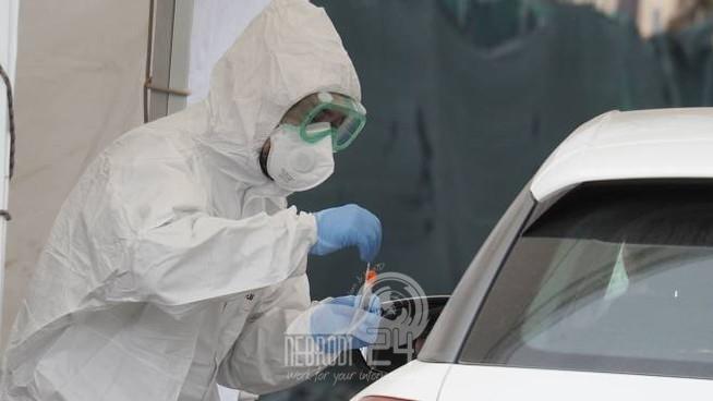 coronavirus: ieri in sicilia oltre 27mila tamponi rapidi, 642 i positivi