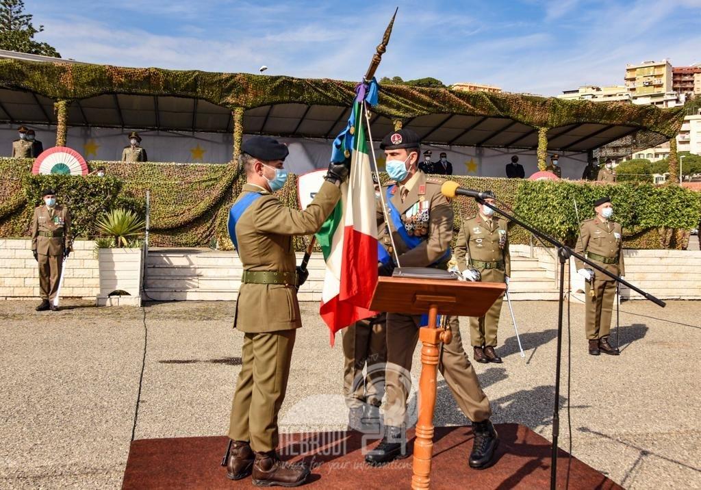 messina – avvicendamento alla guida del 5° reggimento fanteria: il colonnello gianvito tinelli subentra al parigrado fil