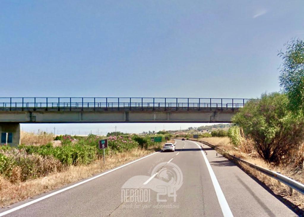 a20 messina / palermo – maltempo: la demolizione del cavalcavia autostradale di venetico posticipata di 24 ore